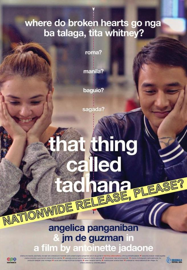 Image credits: The Thing Called Tadhana